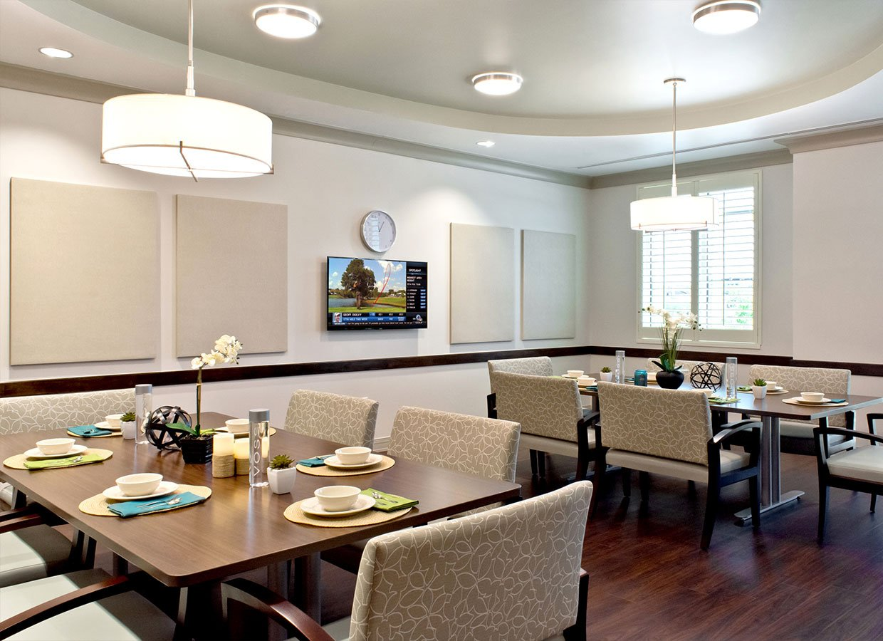Bariatric Counseling Center Dining Room