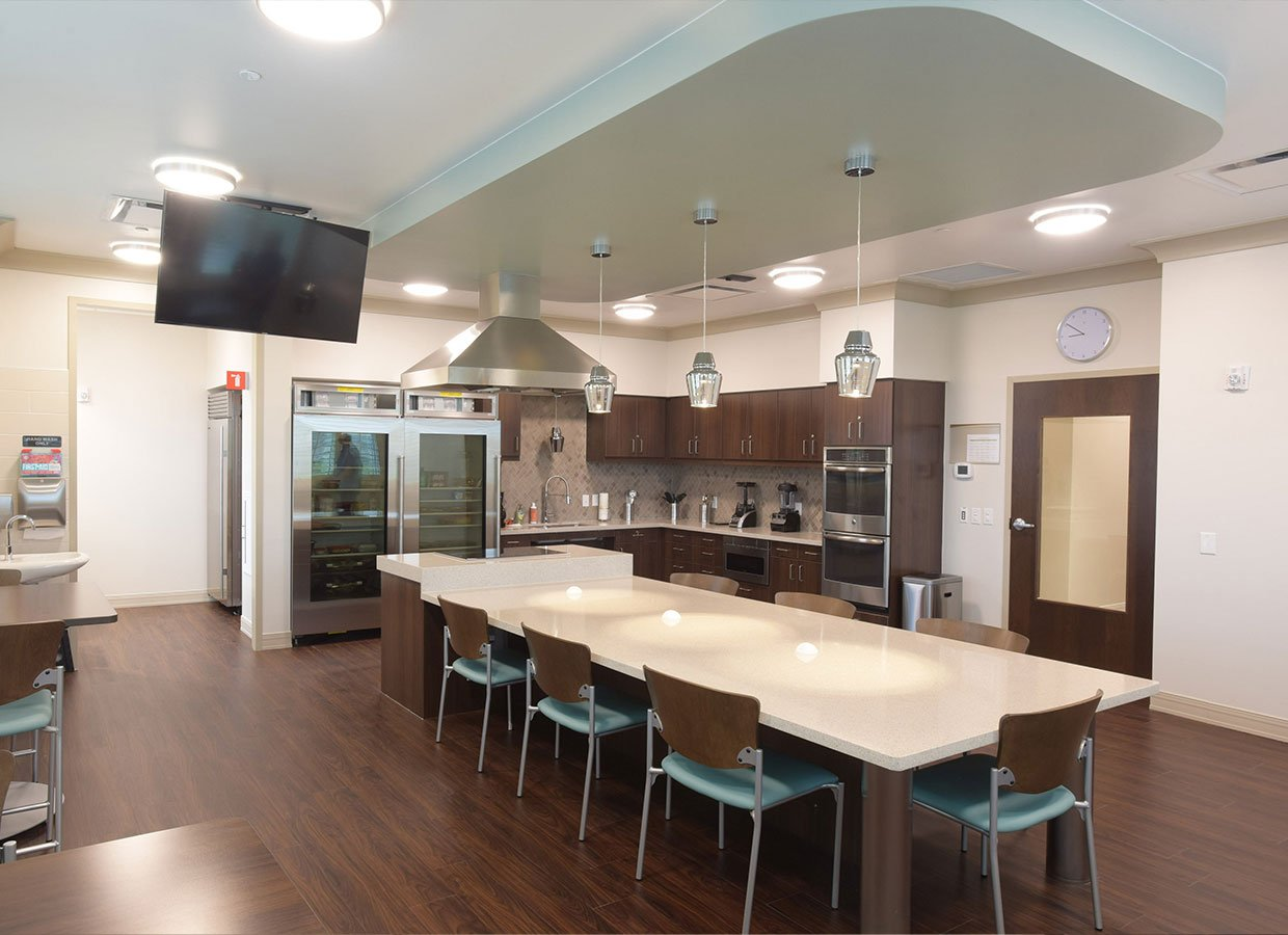 Bariatric Counseling Center Kitchen