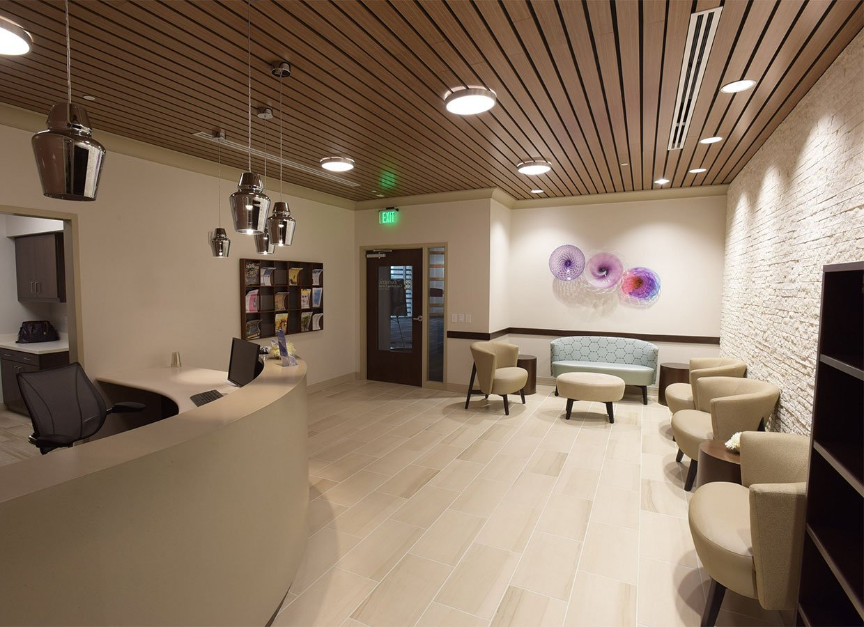 Bariatric Counseling Center Lobby